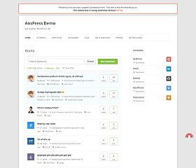 AnsPress WordPress Plugin