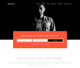 Aspire Genesis Child Theme for WordPress by Appfinite