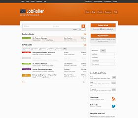 JobRoller WordPress Theme by AppThemes