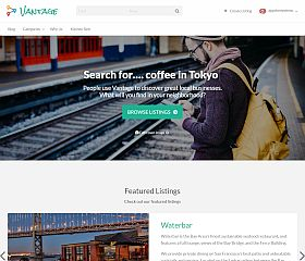 Vantage WordPress Theme by AppThemes