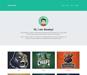 StanleyWP WordPress Theme by BootstrapWP