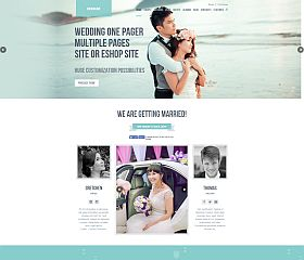 CuckooLove WordPress Theme via Creative Market