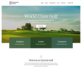 Westwood WordPress Theme via Creative Market