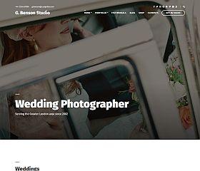 Benson WordPress Theme by cssigniter