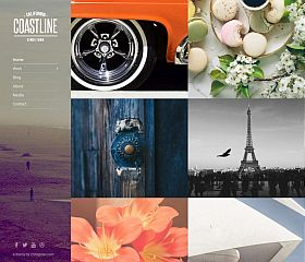 Coastline WordPress Theme by cssigniter