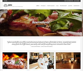 Igloo WordPress Theme by cssigniter