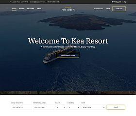 Kea WordPress Theme by cssigniter