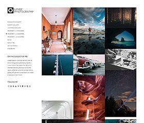 Lense WordPress Theme by cssigniter