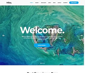 Milos WordPress Theme by cssigniter