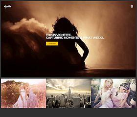 Vignette WordPress Theme by cssigniter