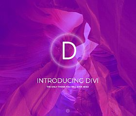 Divi WordPress Theme by Elegant Themes