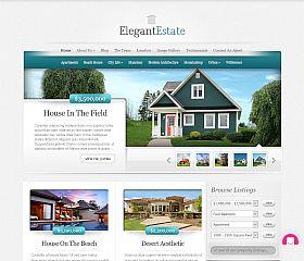 Elegant Estate WordPress Theme by Elegant Themes