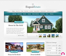ElegantEstate WordPress Theme by Elegant Themes