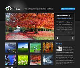 ePhoto WordPress Theme by Elegant Themes