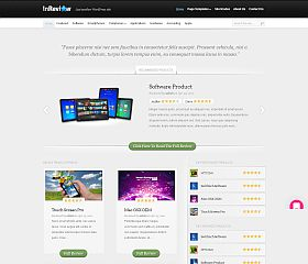 InReview WordPress Theme by Elegant Themes