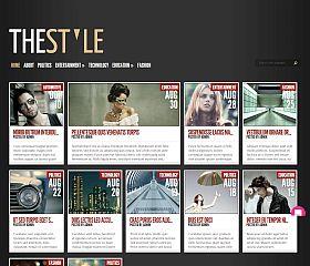 TheStyle WordPress Theme by Elegant Themes