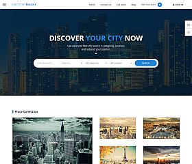 DirectoryEngine WordPress Theme by EngineThemes