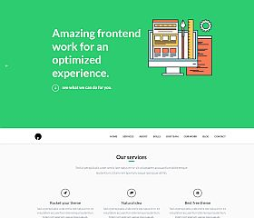 OneEngine WordPress Theme by EngineThemes
