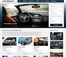 Car Dealer WordPress Theme by Gorilla Themes