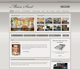 Main Street WordPress Theme by Gorilla Themes