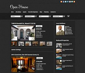 Open House WordPress Theme by Gorilla Themes