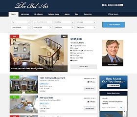 The Bel Air WordPress Theme by Gorilla Themes
