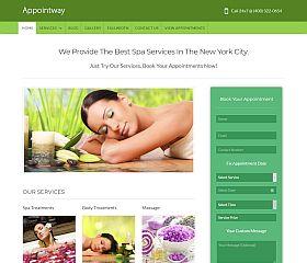 Appointway WordPress Theme by InkThemes