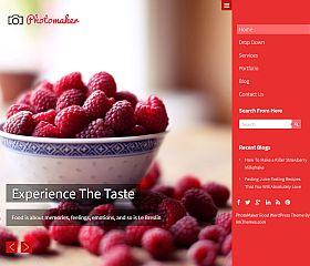 PhotoMaker WordPress Theme by InkThemes