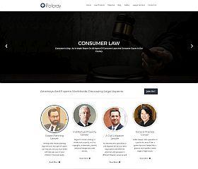 Poloray WordPress Theme by InkThemes