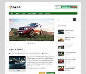 Rethink WordPress Theme by InkThemes