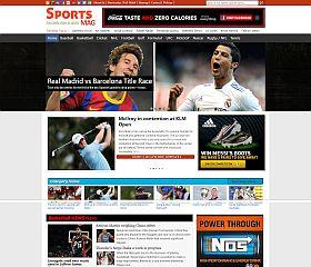 SportsMag WordPress Theme by Magazine3