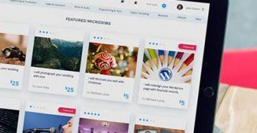 Microjob WordPress Themes