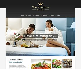 Cortina WordPress Theme via MOJO Marketplace