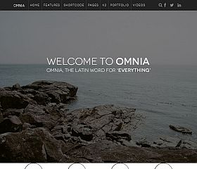 JM Omnia Joomla Template via MOJO Marketplace