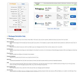 Mortgage Calculator WordPress Plugin via WordPress.org