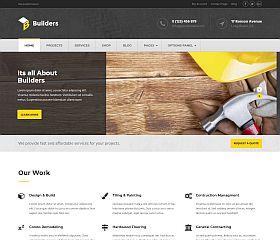 Builders WordPress Theme by MyThemeShop