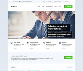 Business WordPress Theme by MyThemeShop