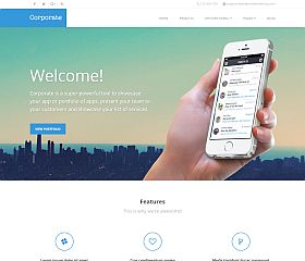 Corporate WordPress Theme by MyThemeShop