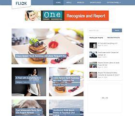 Flick WordPress Theme by MyThemeShop