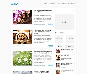Great WordPress Theme by MyThemeShop