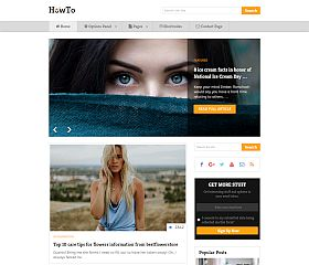 HowTo WordPress Theme by MyThemeShop