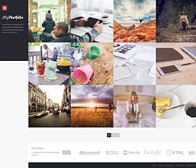 MyPortfolio WordPress Theme by MyThemeShop