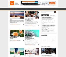PlayBook WordPress Theme by MyThemeShop