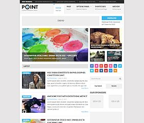 Point WordPress Theme by MyThemeShop
