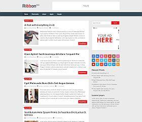 Ribbon WordPress Theme by MyThemeShop