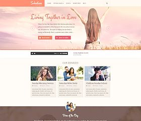 Salvation WordPress Theme by MyThemeShop
