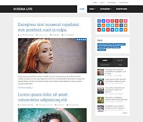Schema Lite WordPress Theme by MyThemeShop