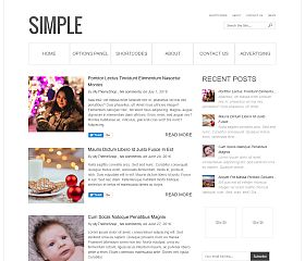 Simple WordPress Theme by MyThemeShop