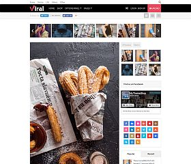 Viral WordPress Theme by MyThemeShop