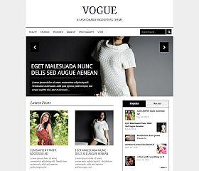 Vogue WordPress Theme by MyThemeShop